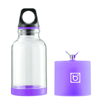 Portable Rechargeable Blender oupseven Purple