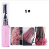 Temporary Hair Color Mascara oupseven Pink