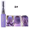 Temporary Hair Color Mascara oupseven Purple