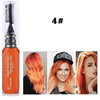 Temporary Hair Color Mascara oupseven Orange