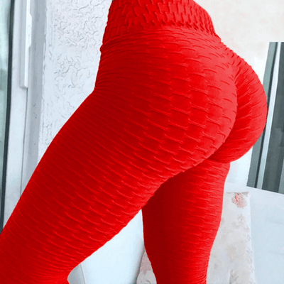 Crusher Leggings oupseven XSmall Red