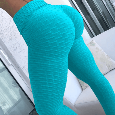 Crusher Leggings oupseven XSmall Turquoise