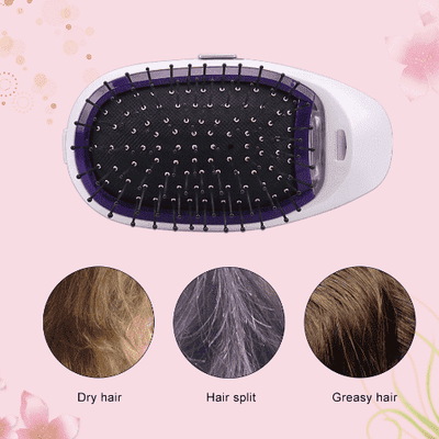 Ionic Electric Hair Brush oupseven