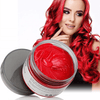 Mofajang Hair Dye Wax oupseven Red