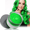 Mofajang Hair Dye Wax oupseven Green