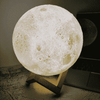 3D Moon Lamp oupseven