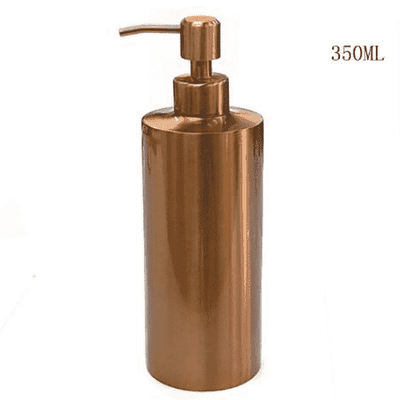 Golden Refillable Bottles oupseven 350
