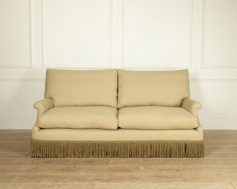 The Lambeth sofa - Luxury feather and down cushioning