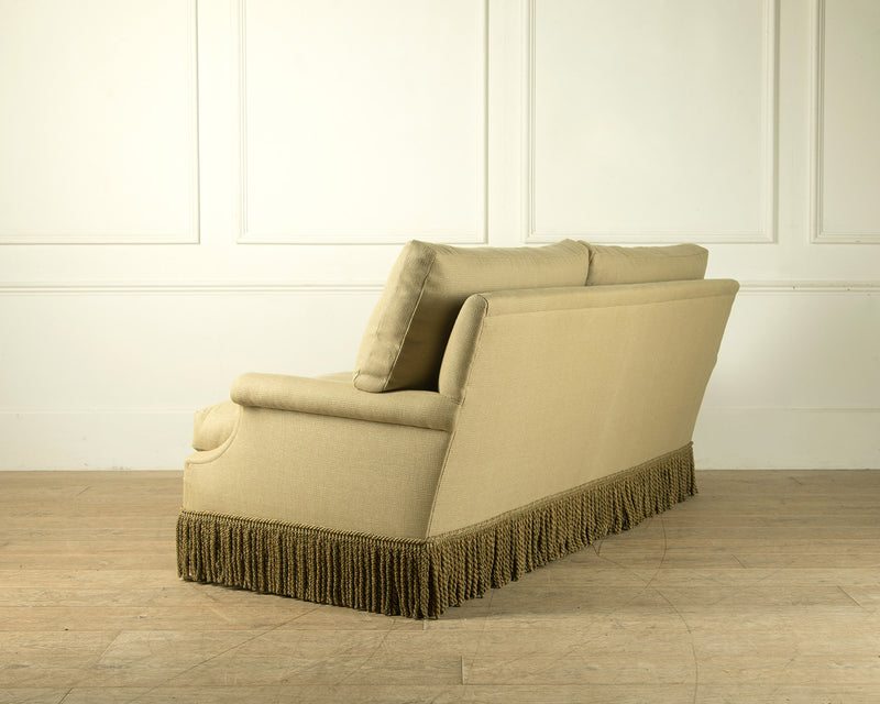 The Lambeth sofa - handcrafted english sofa