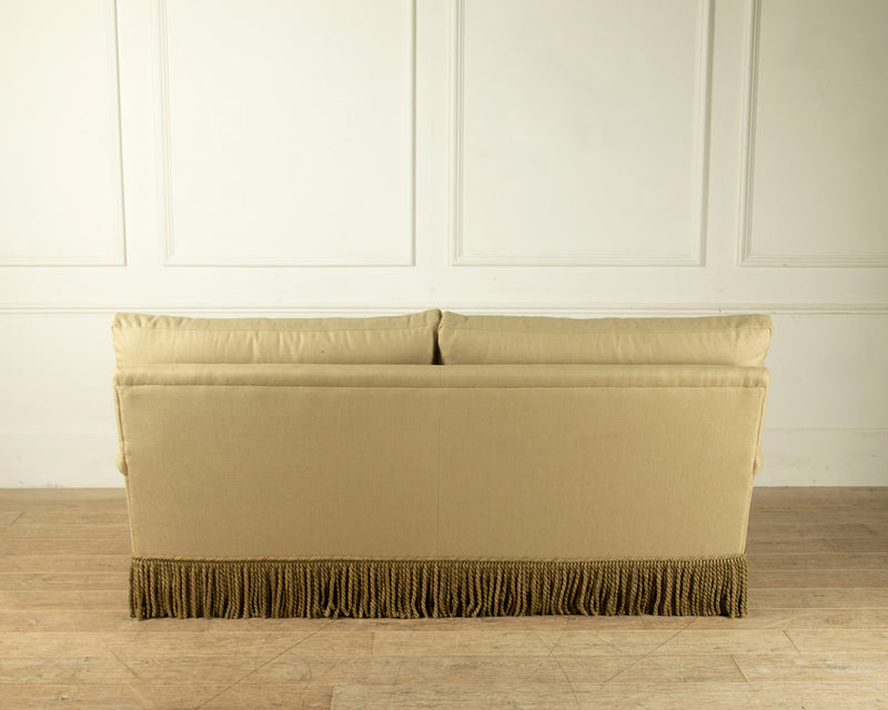 The Lambeth sofa - Artisanal sofa made in the Cotswolds