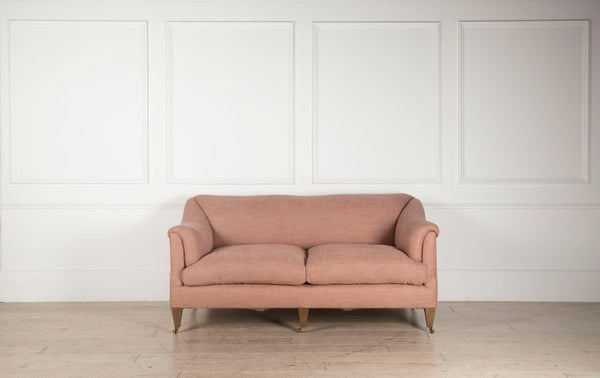 Lorfords Created | Bespoke Brompton Sofa | Traditional Upholstery | Handmade | Cotswolds