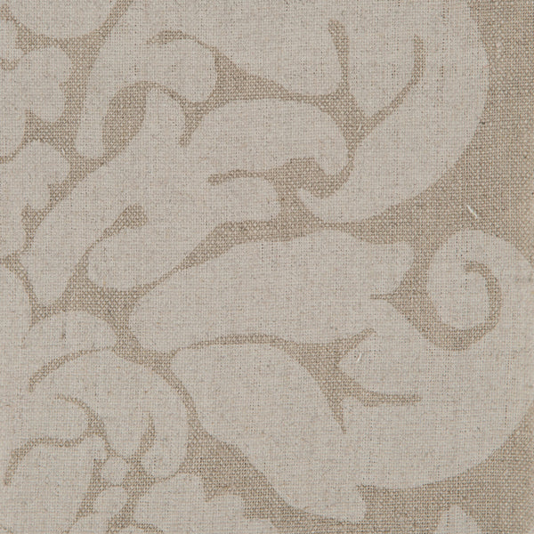 Acanthus in Soft White | The Kew Fabric Collection | Lorfords