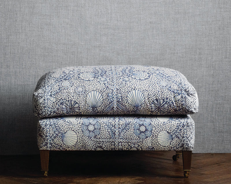 The Hampton Footstool | Showroom Model
