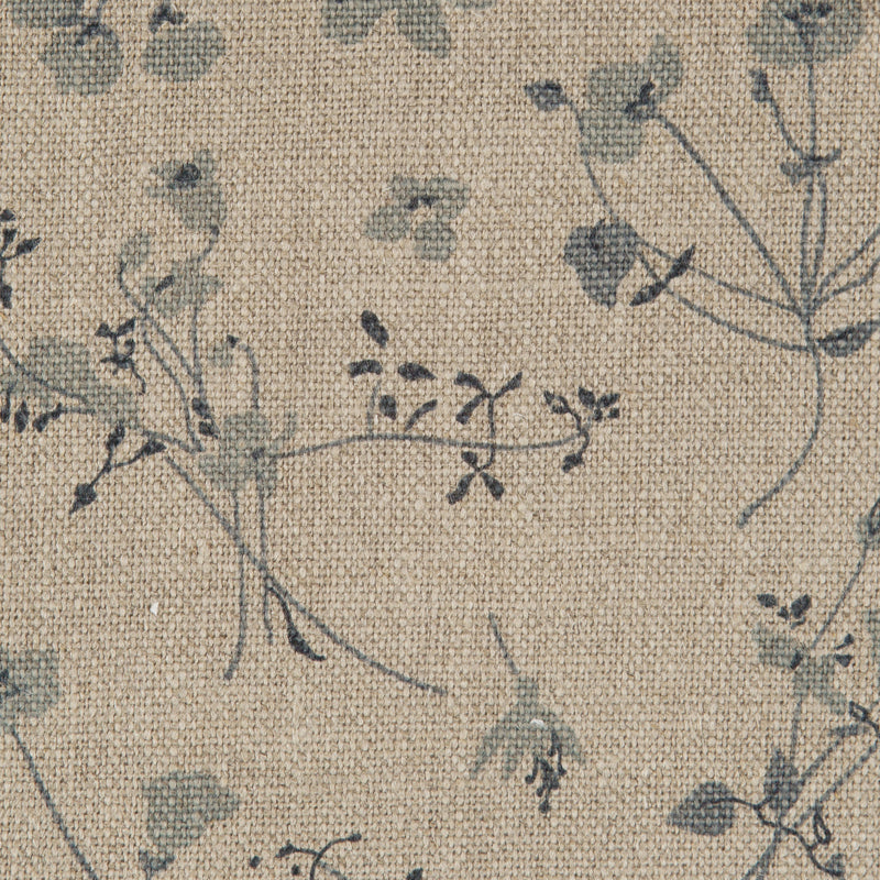 Hedgerow in Indigo | The Kew Fabric Collection | Lorfords