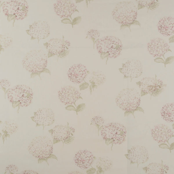 Hydrangea in Pink | The Kew Fabric Collection | Lorfords