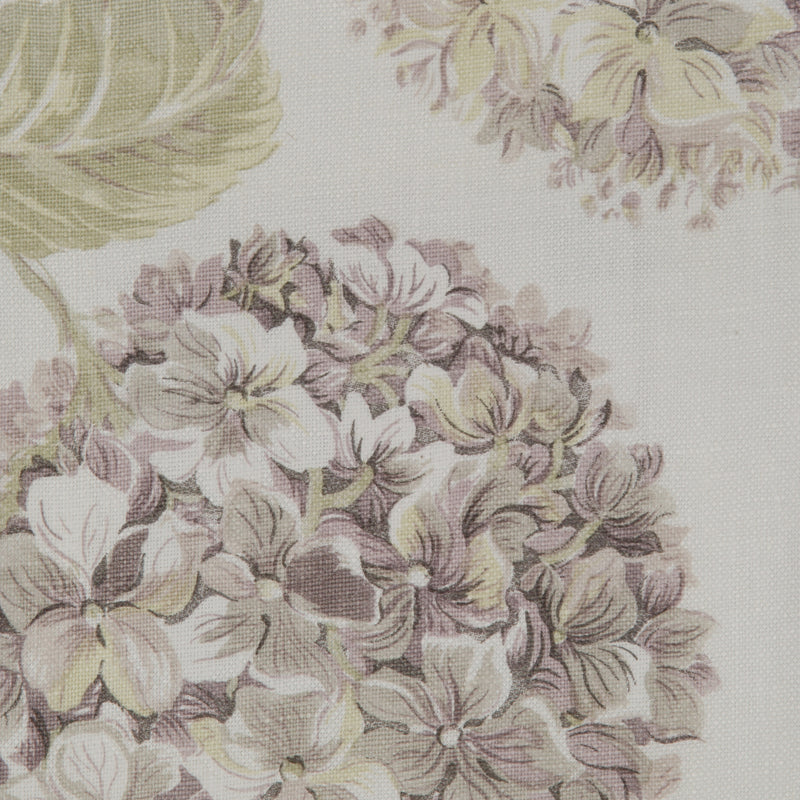 Hydrangea in Greys | The Kew Fabric Collection | Lorfords
