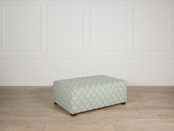 Lorfords Created | Bespoke Footstool