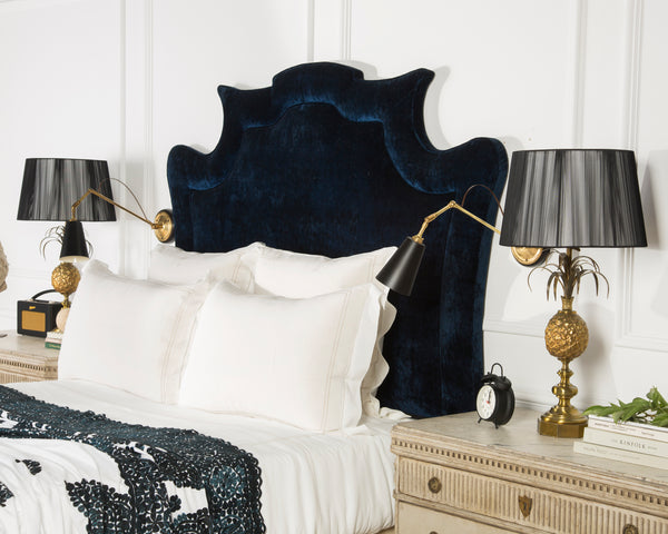 The Baroque Headboard | Showroom Model