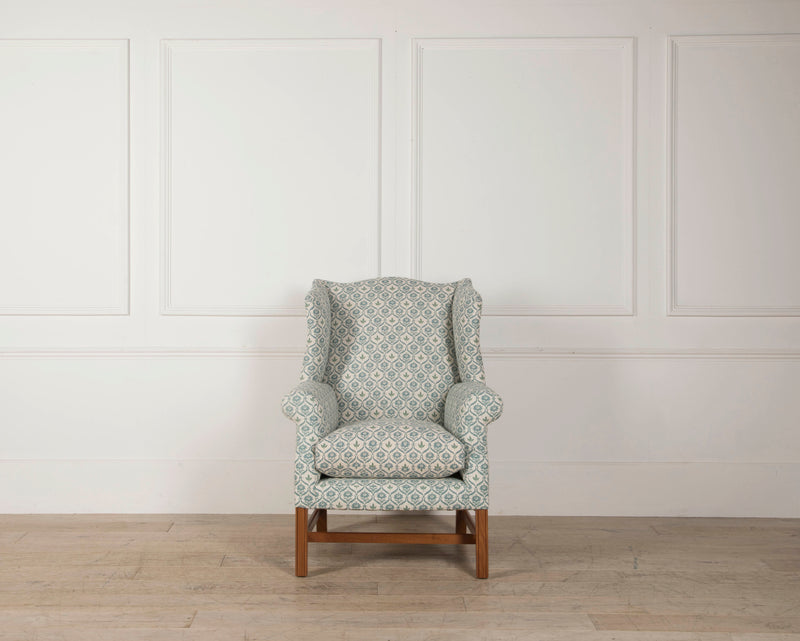 The Harrow Wingback Armchair | Showroom model