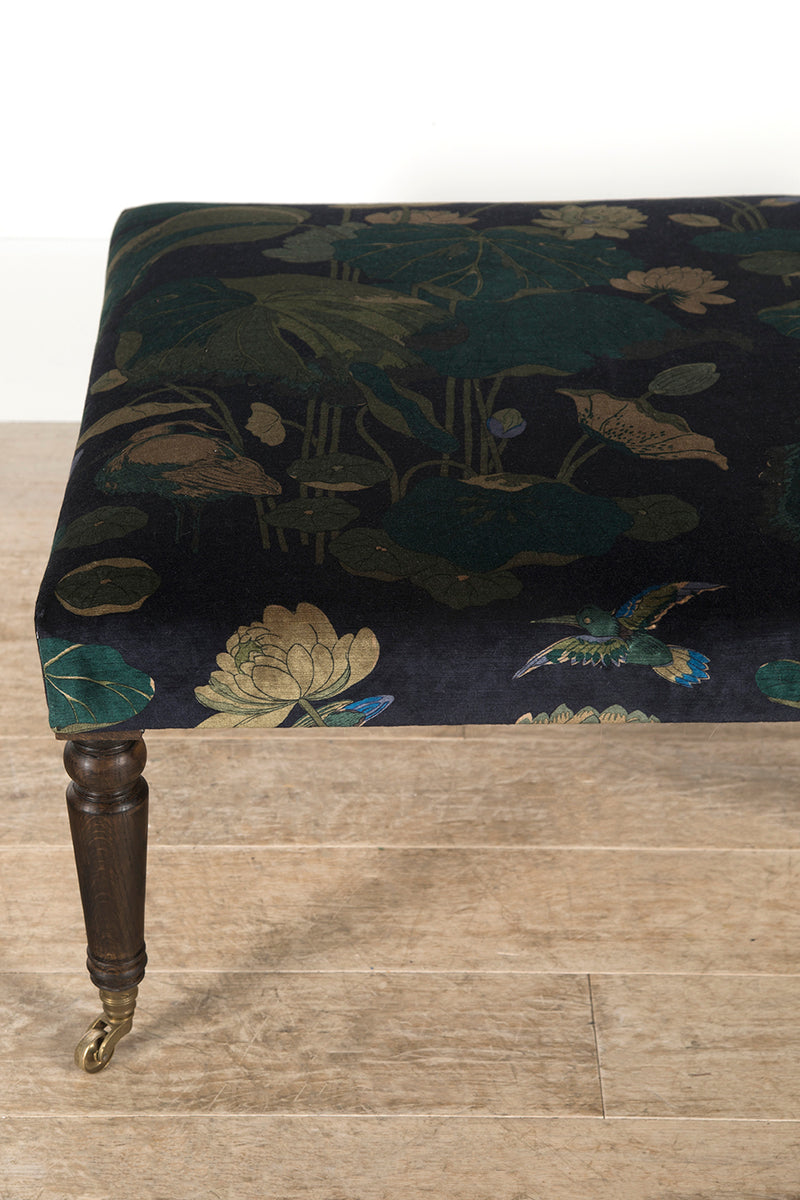 The Loxford Ottoman | Showroom Model