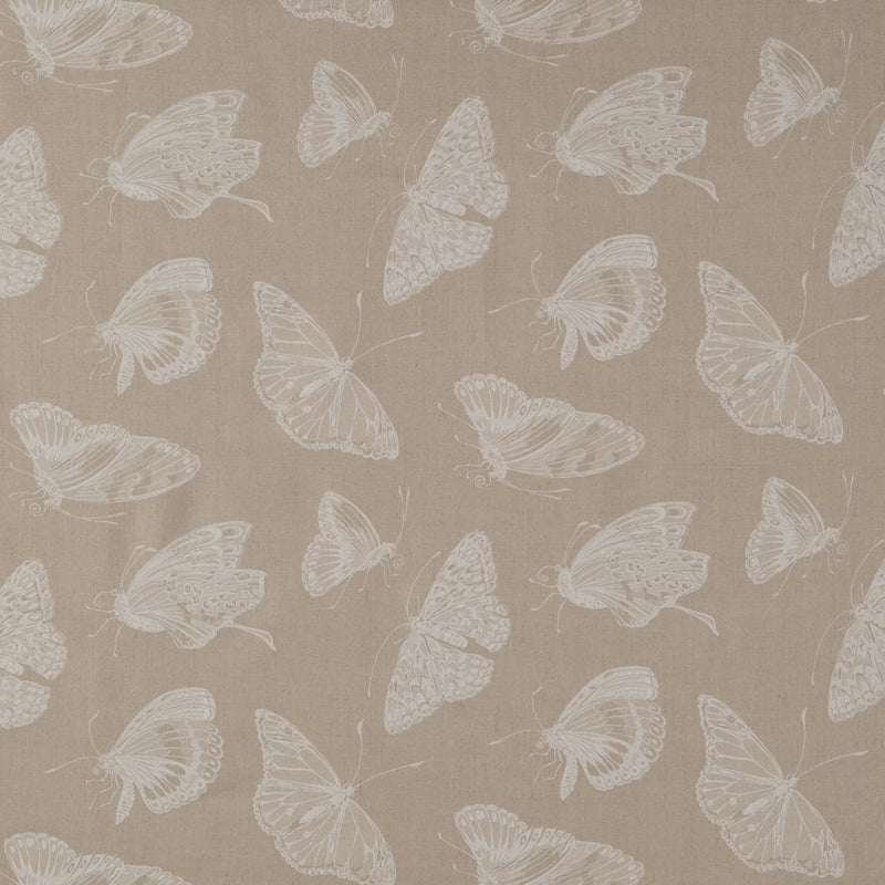 Mariposa in Soft White | The Kew Fabric Collection | Lorfords