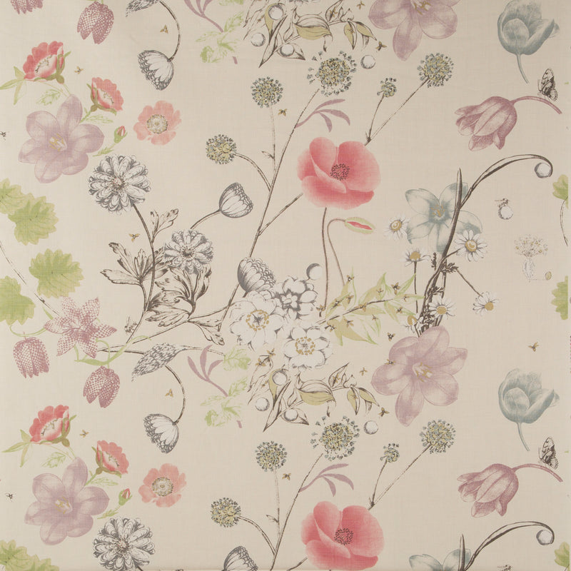Meadow Multi | The Kew Fabric Collection | Lorfords