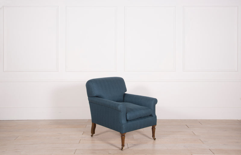 Lorfords Created | Langton Armchair | Traditional Upholstery | Handmade | Cotswolds