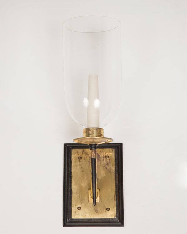 Wall Light | Glass Shade I The Richmond | Lorfords