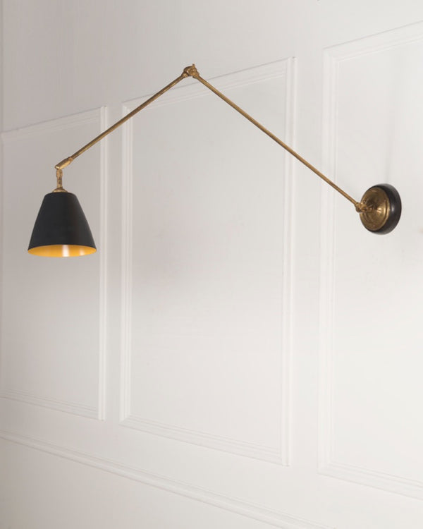 Adjustable Wall Light | The Varick | Lorfords