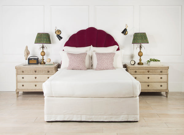 Luxury Upholstered Headboard | The Deco | Lorfords