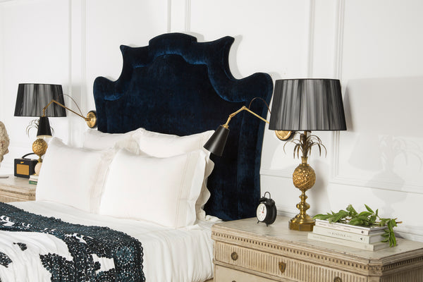 Upholstered Headboard | The Baroque | Lorfords