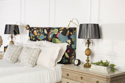Upholstered Headboard | The Monaco | Lorfords