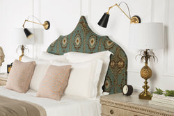 Upholstered Headboard | The Moroccan | Lorfords