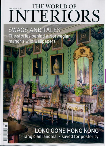 World of Interiors - March 2019
