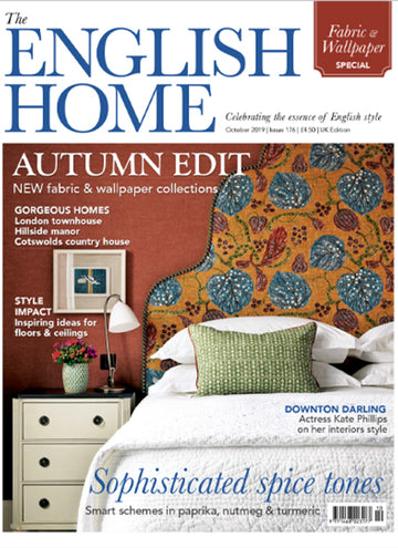 The English Home - October 2019