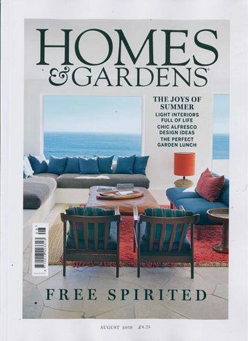 Homes & Gardens - August 2019