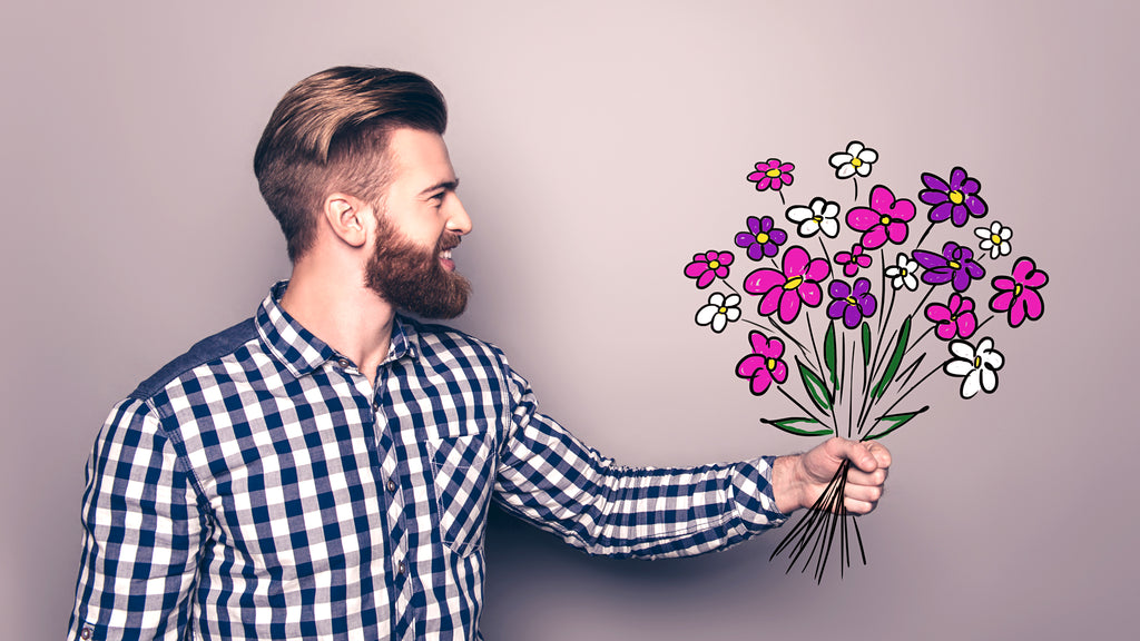 Grooming Tips for a V-Day Ready Beard