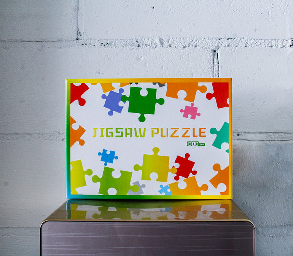 Wooden Jigsaw Puzzles 1000 Pieces - S I S U M O I
