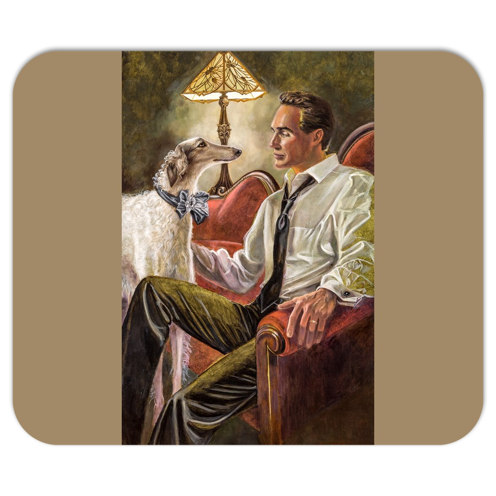 """Best Friends Rendezvous"" Mousepad - S I S U M O I"
