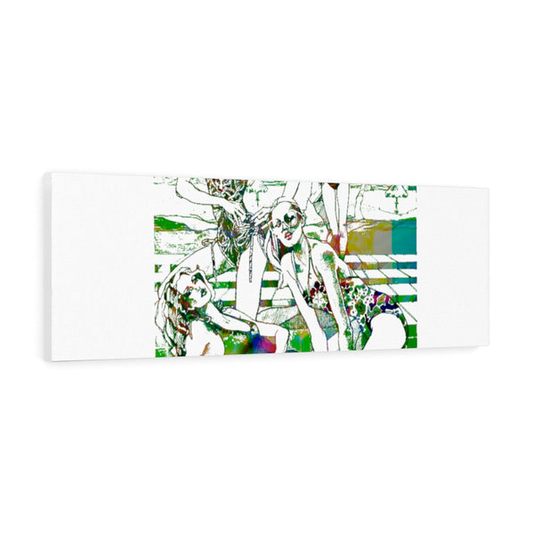 Canvas Gallery Wraps - S I S U M O I