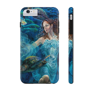 """Aquatic Highway""  Case Mate Tough Phone Case ⭐⭐⭐⭐⭐ - S I S U M O I"