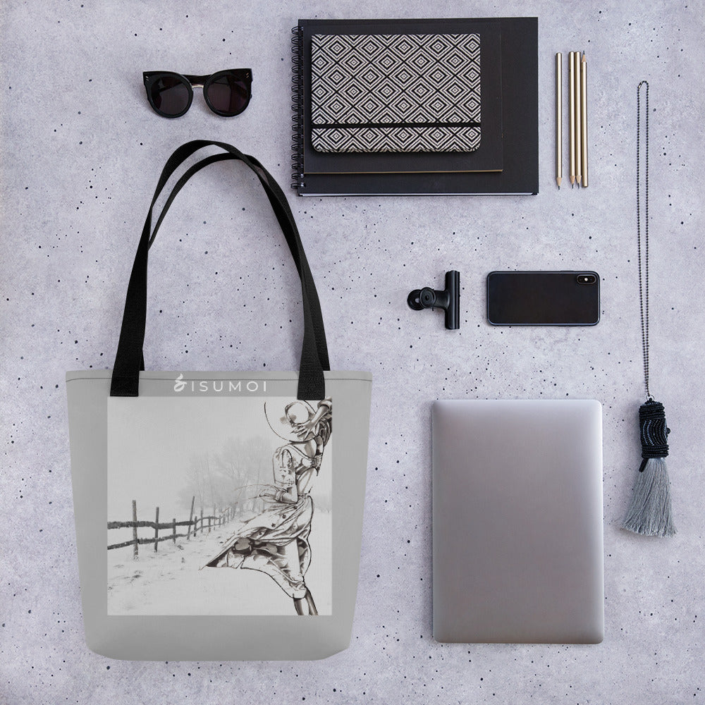 "Sisumoi's ""Wind Fashion"" Tote Bag - S I S U M O I"