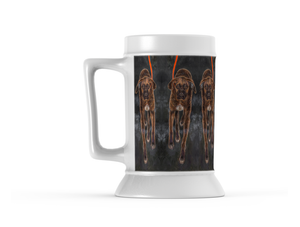 Glamsome Boxer Beer Stein - S I S U M O I