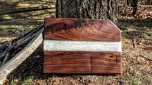 Load image into Gallery viewer, Handcrafted Tuxedo cutting board v 2.0 - Cal-Tex Designs