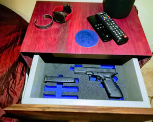 Custom Concealment Furniture - Cal-Tex Designs