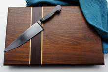 Load image into Gallery viewer, Tuxedo Cutting Board - Cal-Tex Designs