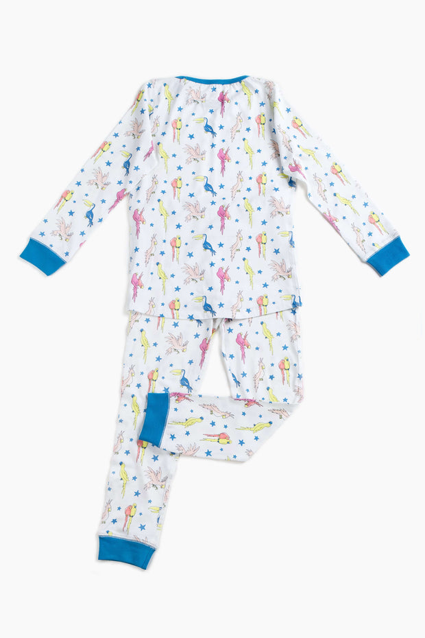"""STARRY NIGHT"" - Shop Organic kids clothing, sheets, bedding, pyjamas, underwear & more"