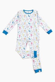 "100% Organic & Fairtrade Certified Cotton Pyjama Set ""STARRY NIGHT"""