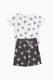 """TURTLE LIFE"" - Shop Organic kids clothing, sheets, bedding, pyjamas, underwear & more"