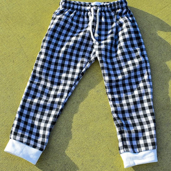 Sample Ace Pant - White Cuffs Size 2
